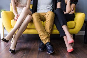 Man Reveals the Secrets Behind His Polyamorous Relationship With 2 Women