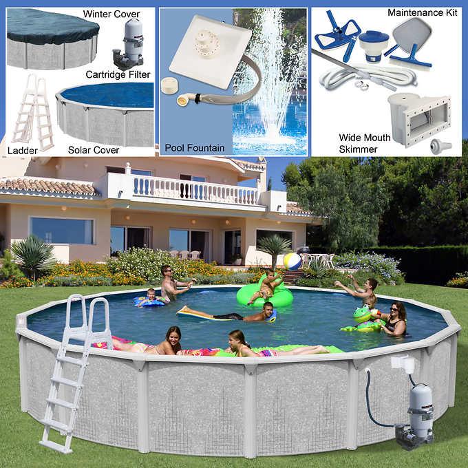 Above ground pool costco