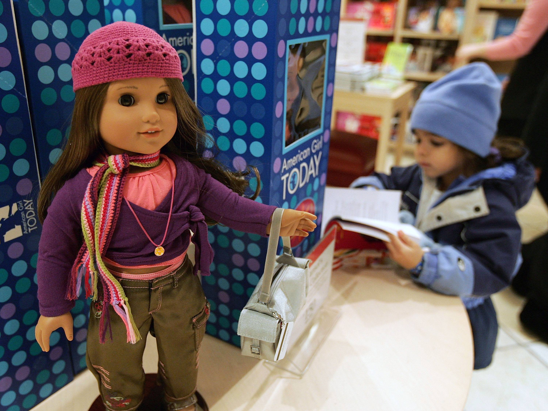 American-Girl Doll