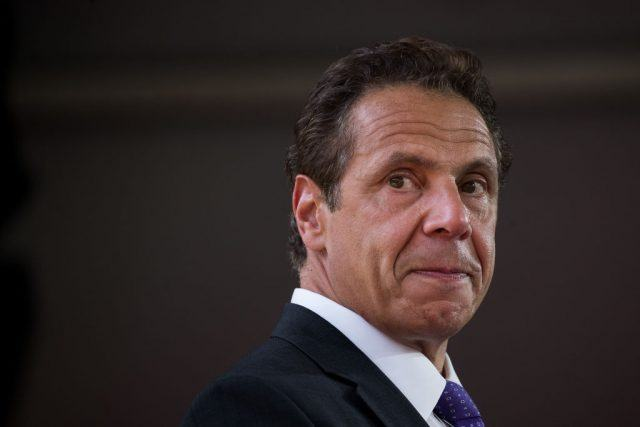 NY Gov. Andrew Cuomo And NYC Mayor de Blasio Attend Opening Of Cornell Tech Campus On Roosevelt Island