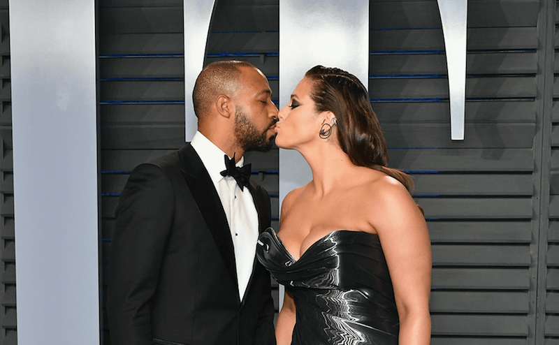 Ashley Graham and Justin Ervin announce pregnancy