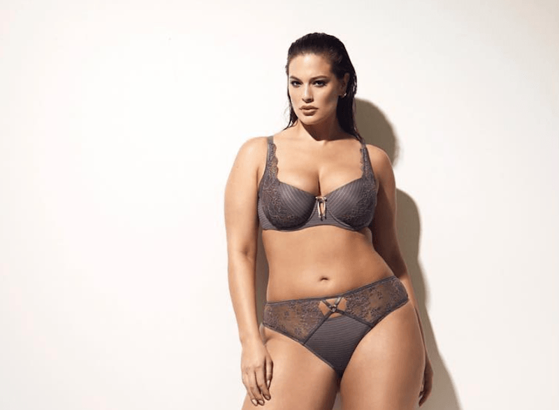 1512290f8a546 Inside Ashley Graham s Swimsuit Line and the 10 Things You Didn t Know  About Her