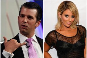 This Aubrey O'Day Song Is All About Donald Trump Jr.