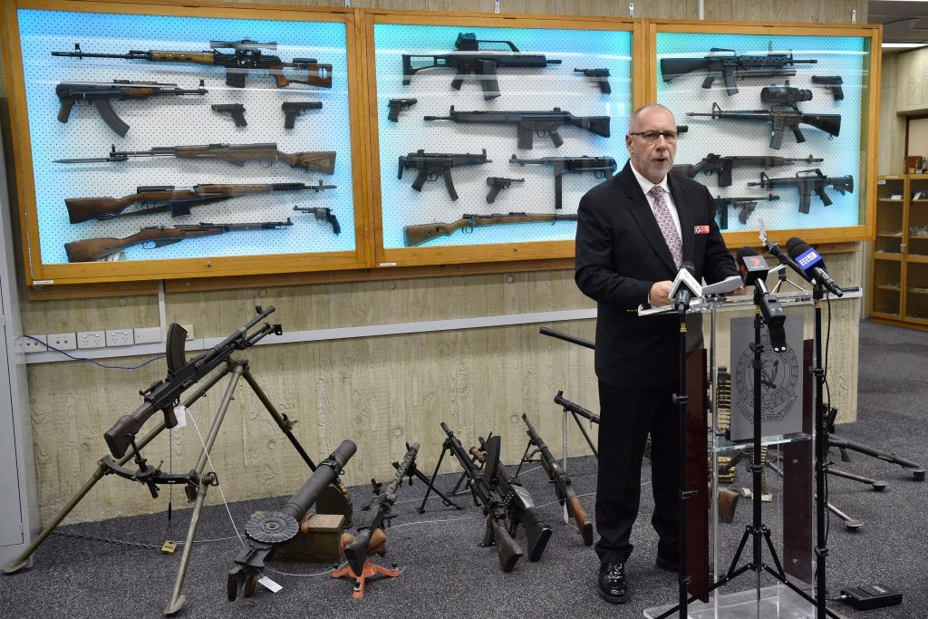 Australia gun buy back