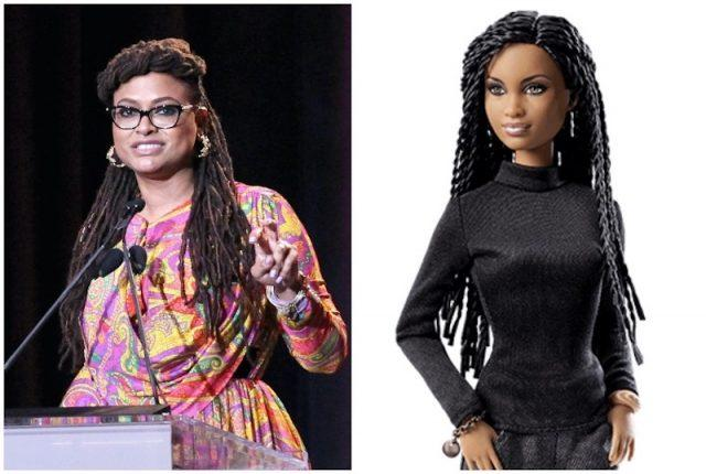 Ava Duvernay collage.