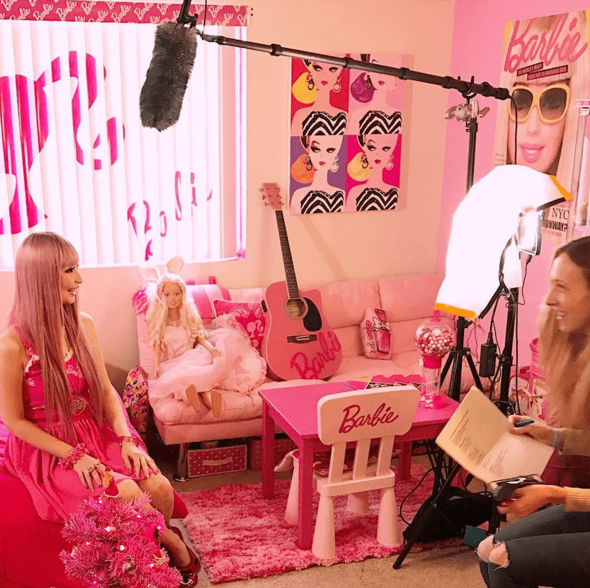 Barbie Room