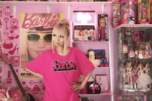 Superfan Shows Us Inside Barbie Dream Home and $70,000 Home Decor Collection