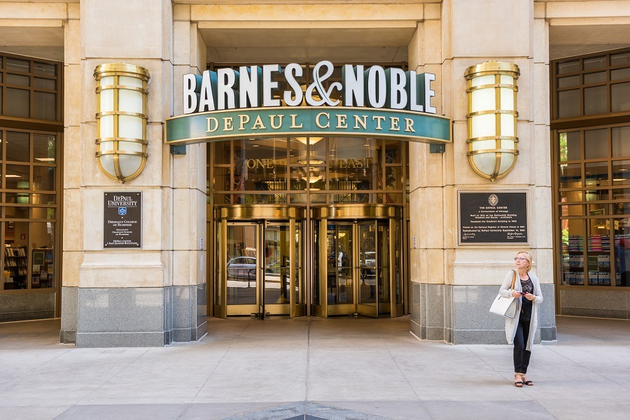 Barnes n Noble