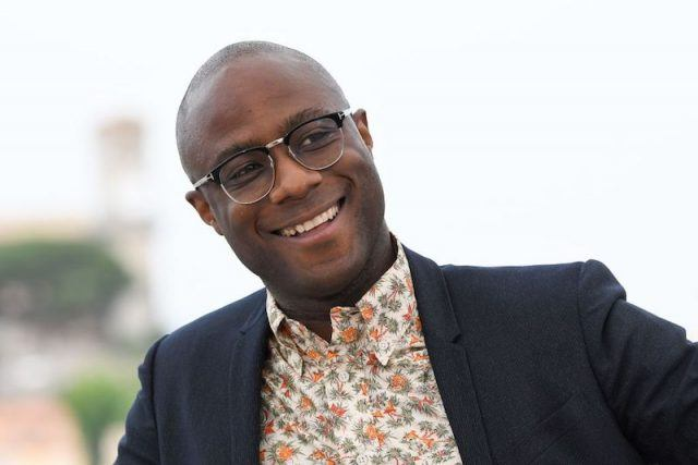 Barry Jenkins smiling during an event.