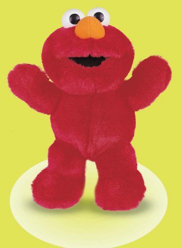 Fisher Price's Tickle Me Elmo doll.