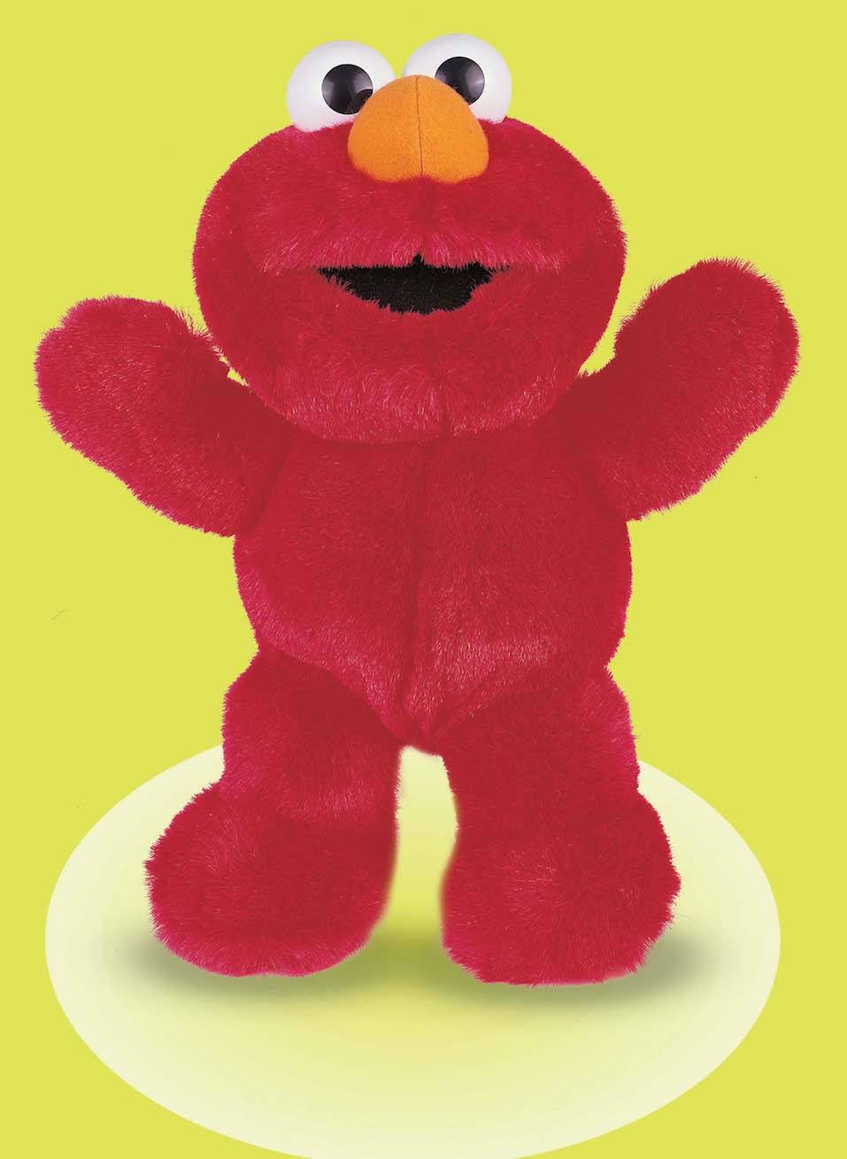 Fisher Price's Tickle Me Elmo