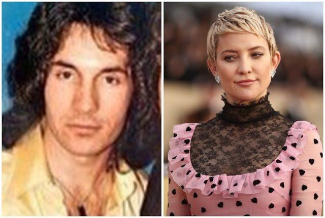 Bill Hudson and Kate Hudson collage.