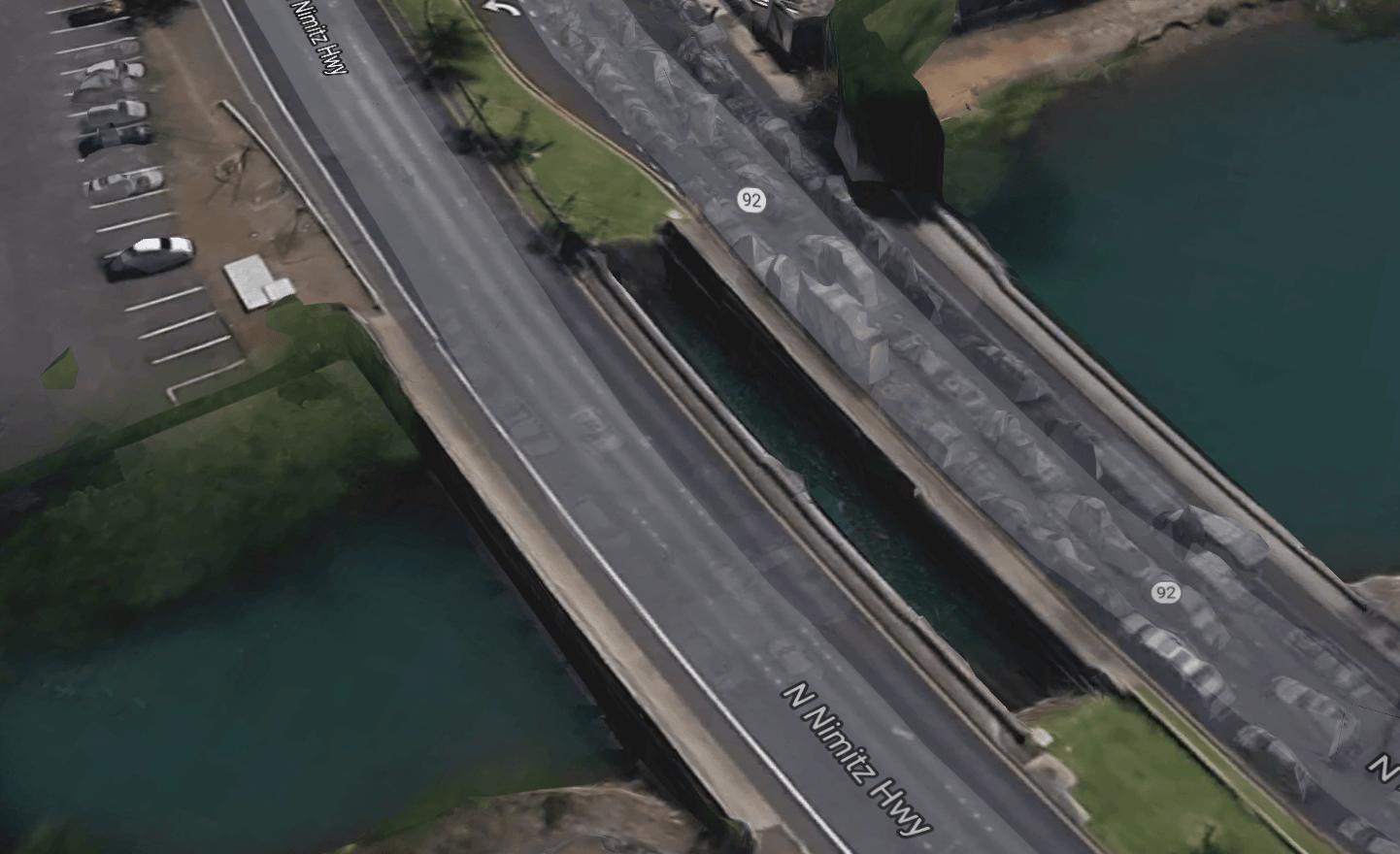 Bridge over Kapalama Canal