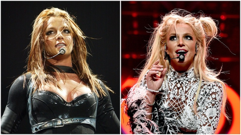 Photos of Britney Spears That Prove She Looks Nothing Like