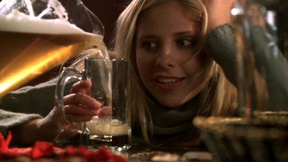 "Buffy the Vampire Slayer ""Beer Bad"""