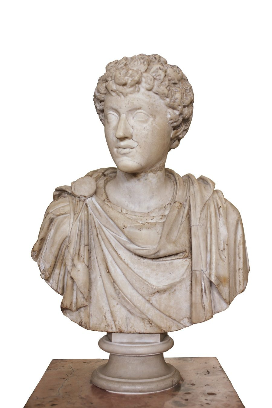 Portrait of the Young Marcus Aurelius