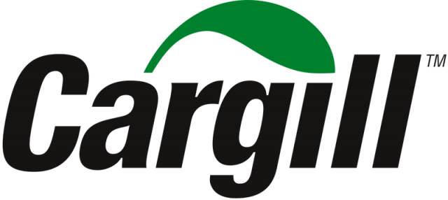 Cargill logo on a white background.