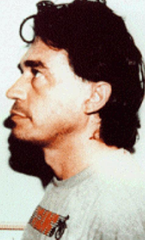 Carlos Lehder mugshot