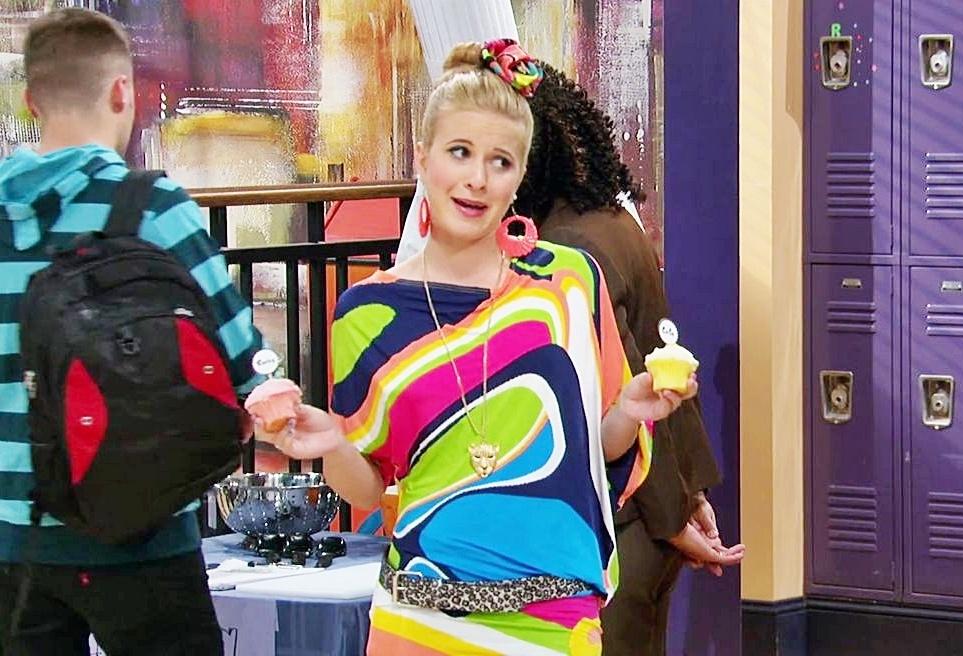 Caroline Sunshine as Tinka on Shake It Up
