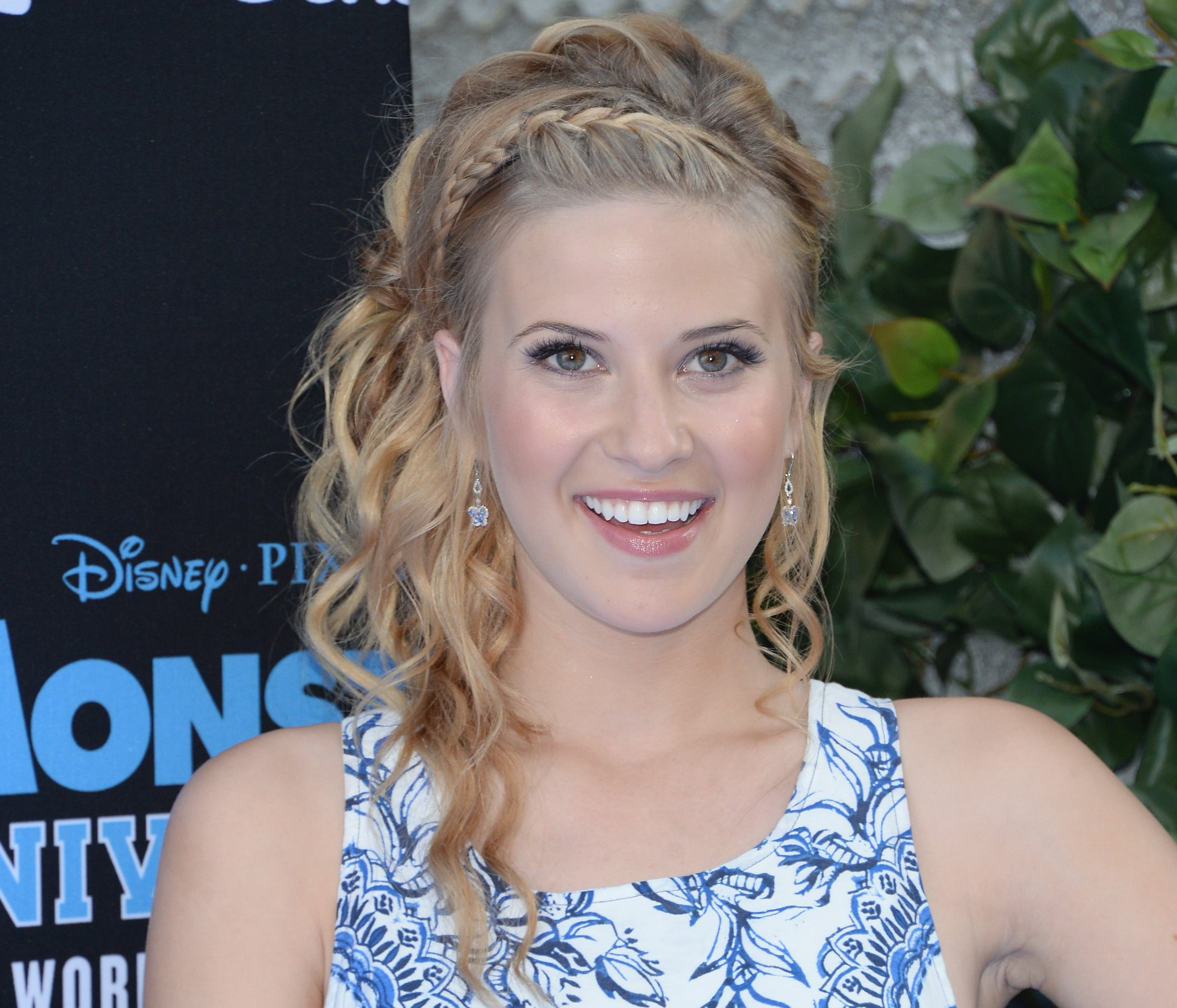 "Caroline Sunshie at the Premiere Of Disney Pixar's ""Monsters University"" - Arrivals"