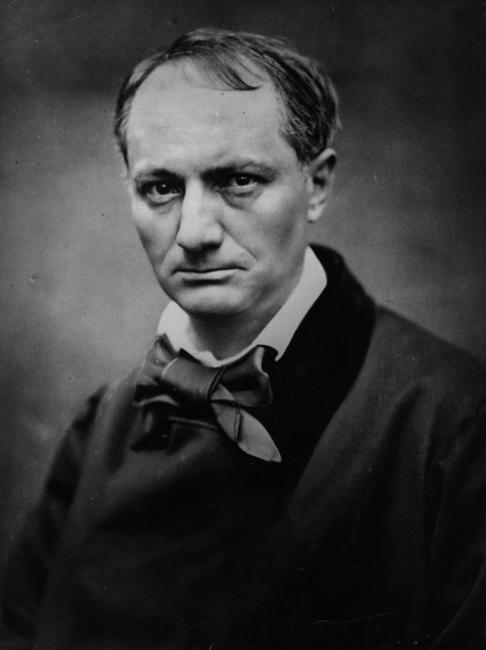 French poet Charles Pierre Baudelaire