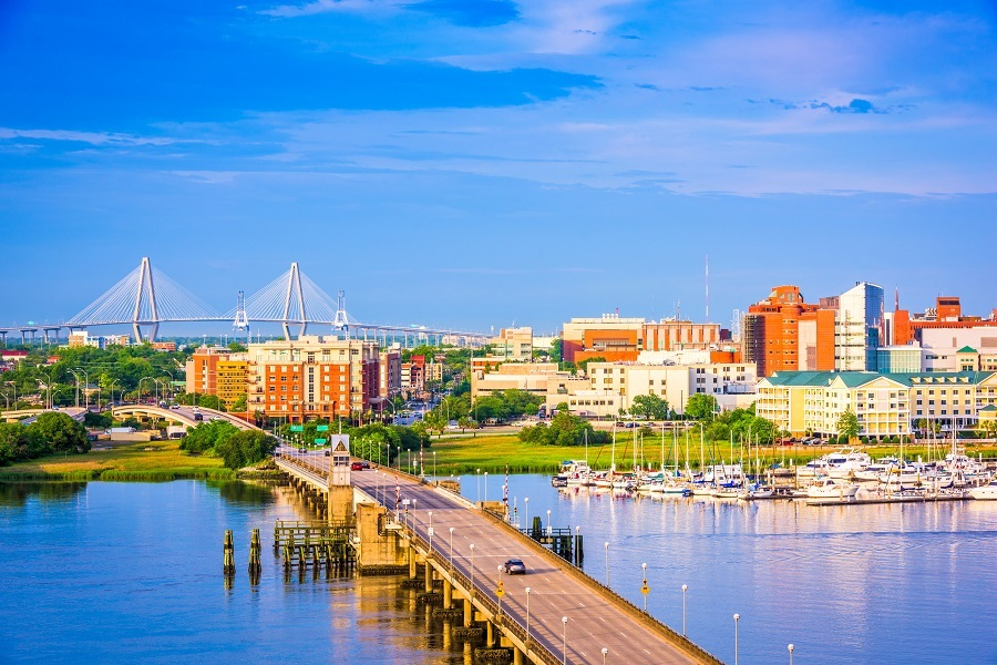 Charleston, South Carolina, USA