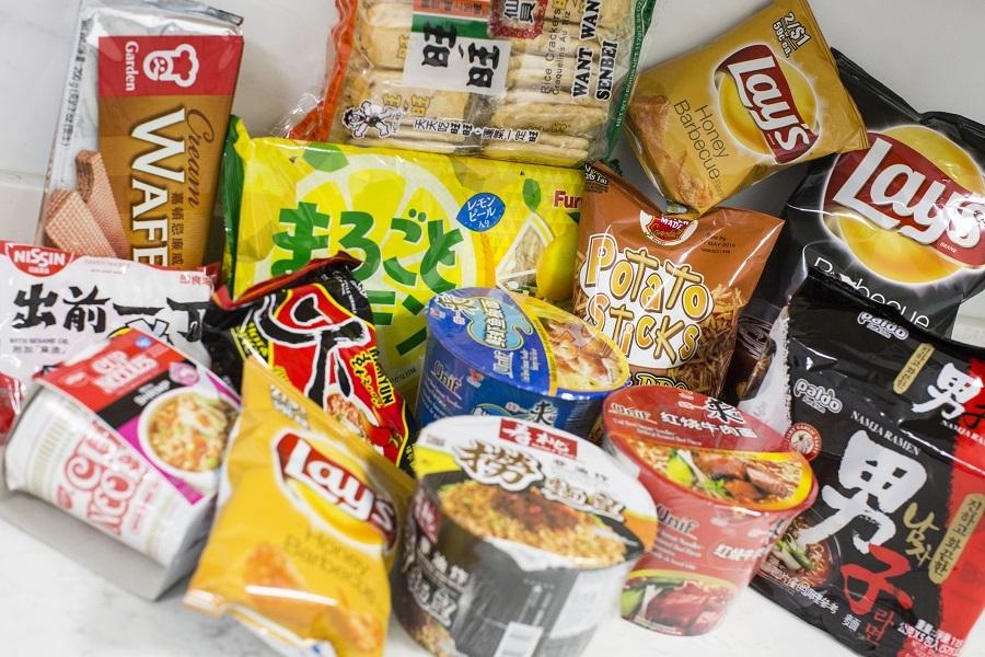 Multiple chips brand