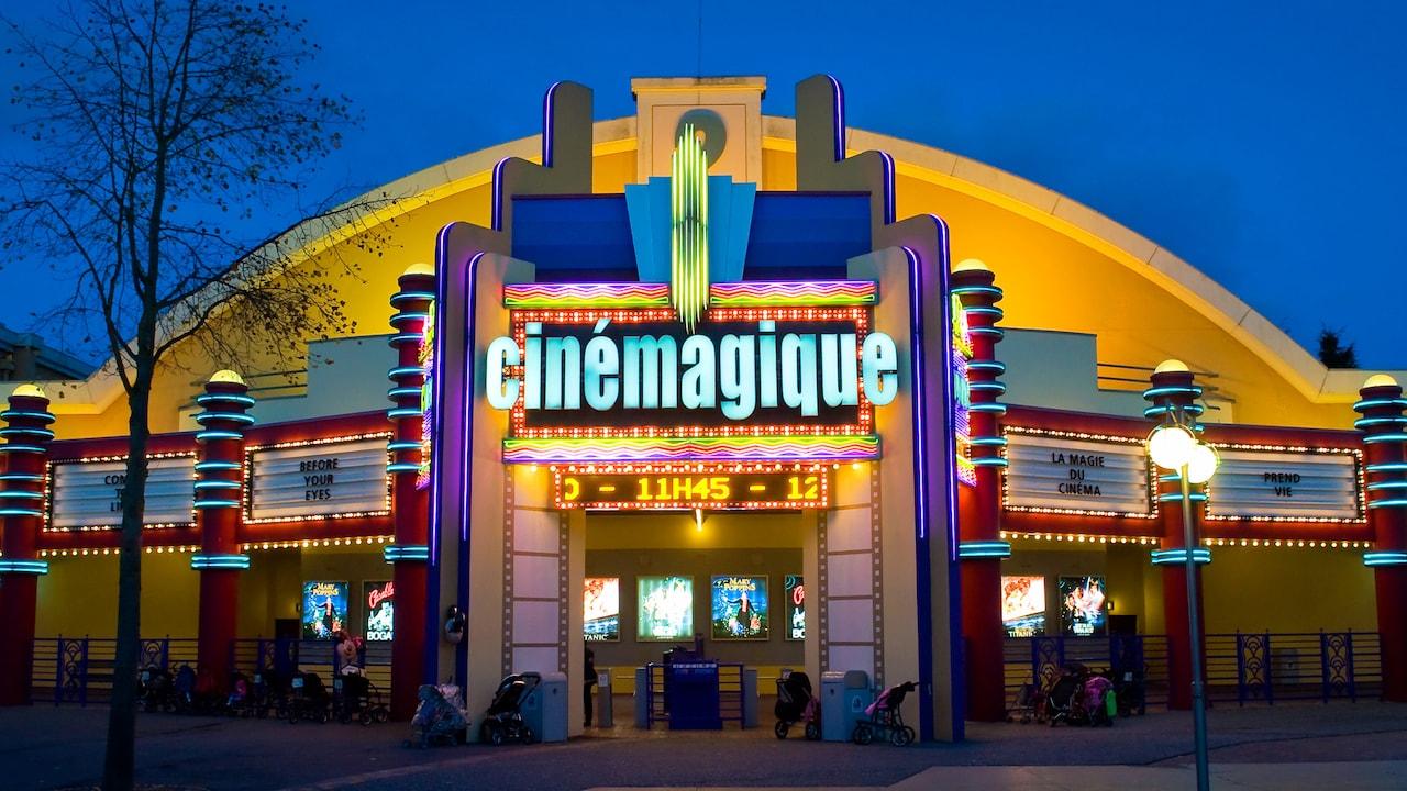 Disney Paris' Cinemagique