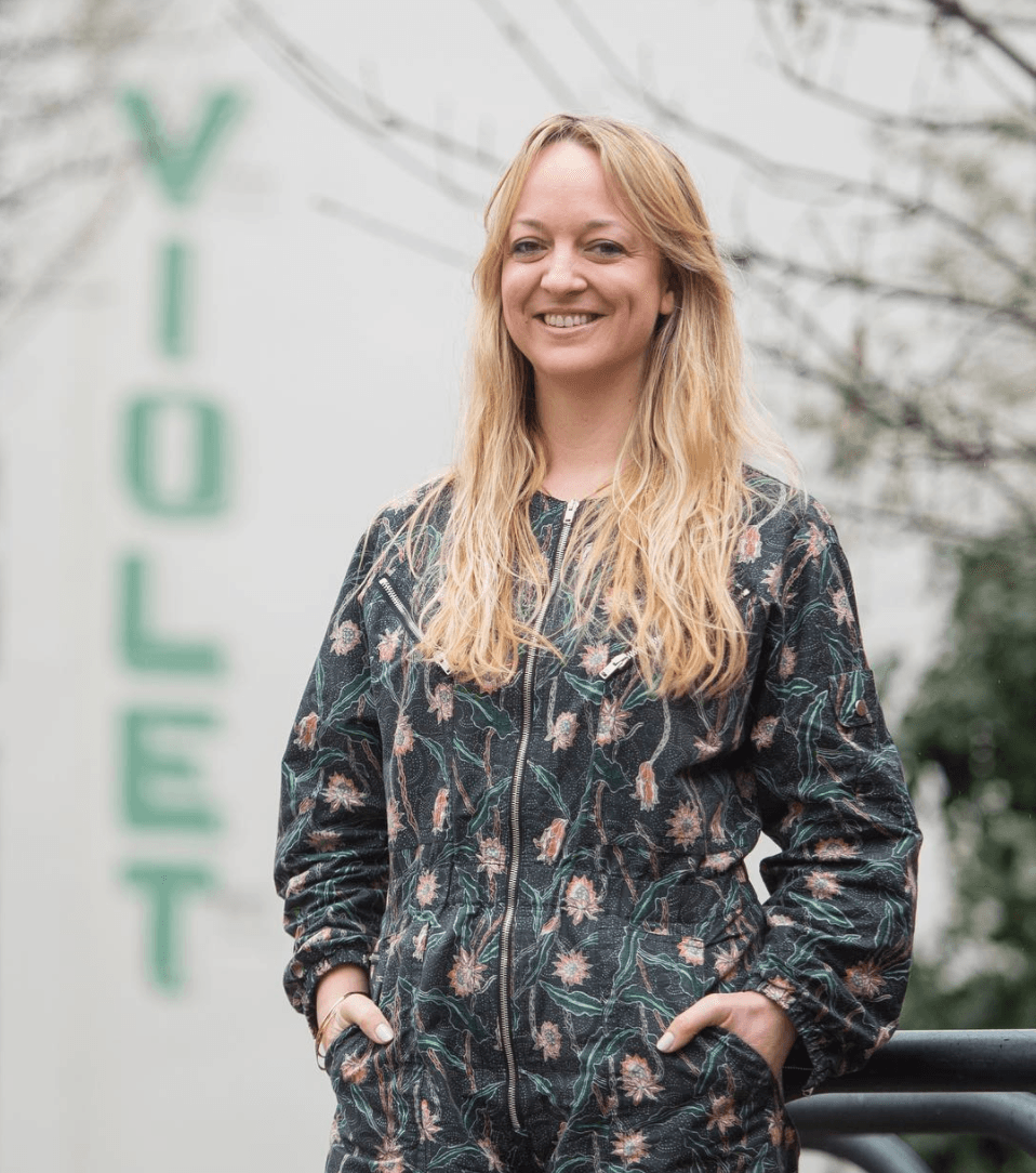 Claire Ptak of Violet Cakes