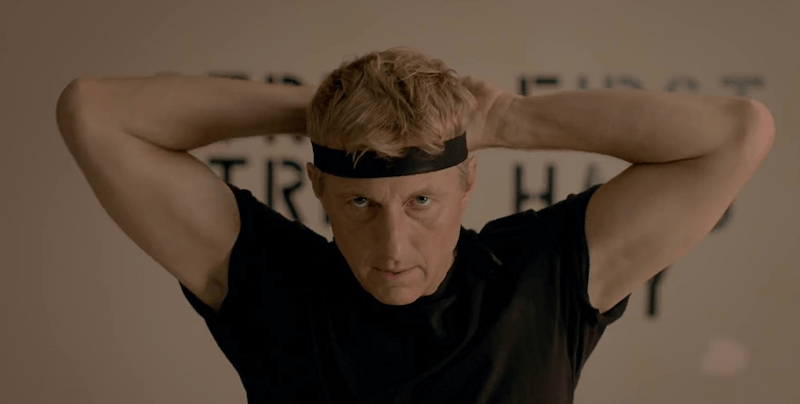 Karate Kid returns in Cobra Kai