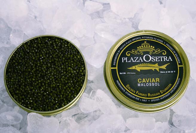 Costco caviar