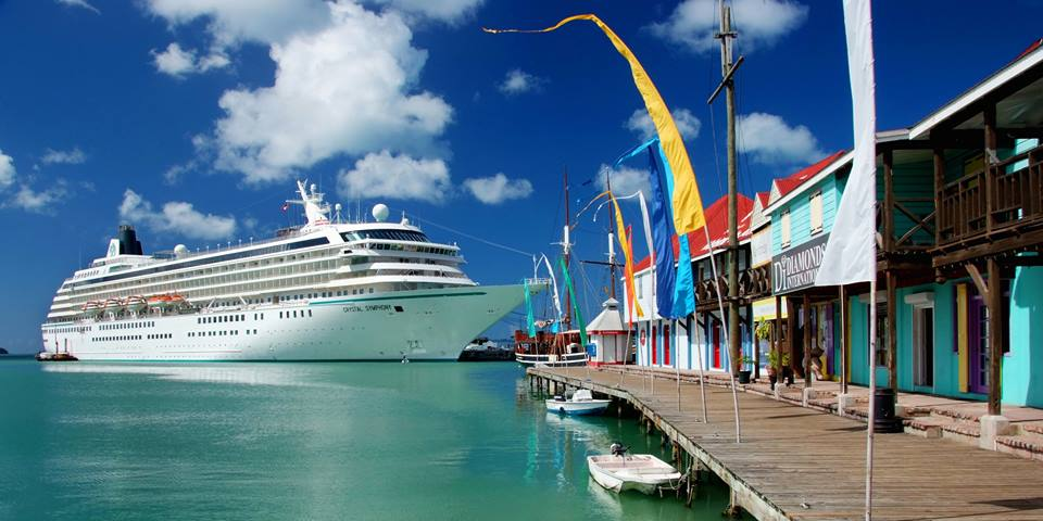 Crystal Cruises caribbean