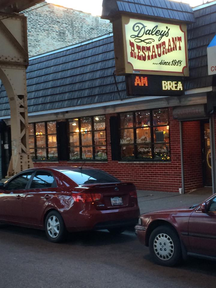 Daley's restaurant