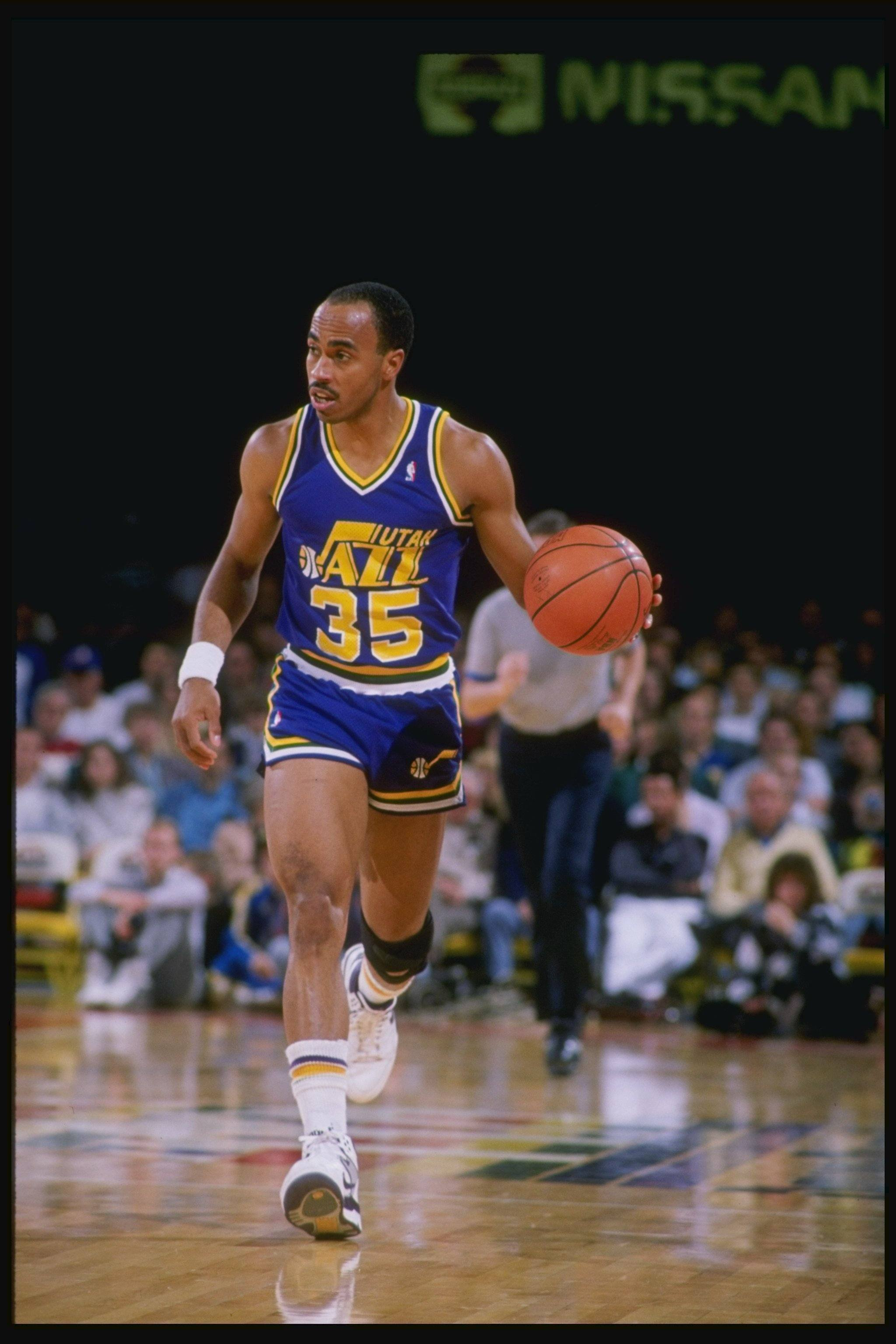 Darrell Griffith Utah Jazz