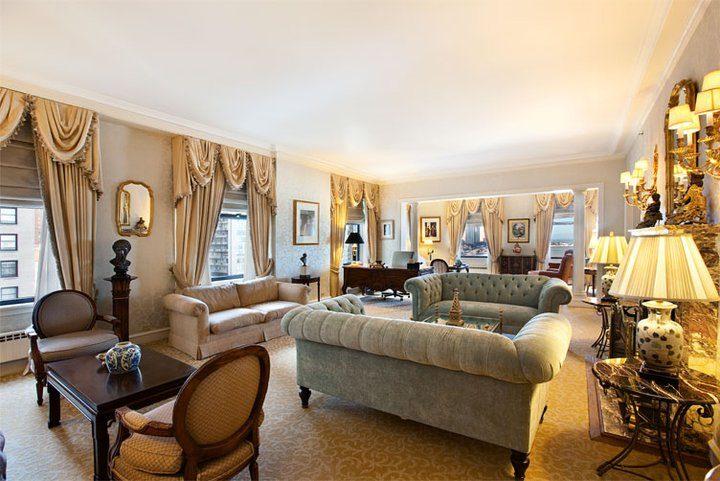 Drake Hotel Tea Room