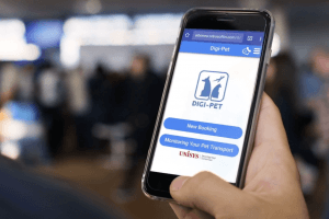 How This New Device Can Help You Keep Your Pet Safe on an Airplane