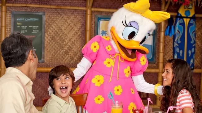 Disney dining