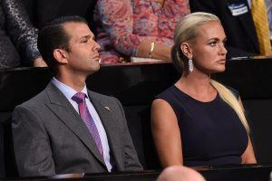 True or False: Donald Trump Jr. and Vanessa Are Getting Divorced Because of Twitter