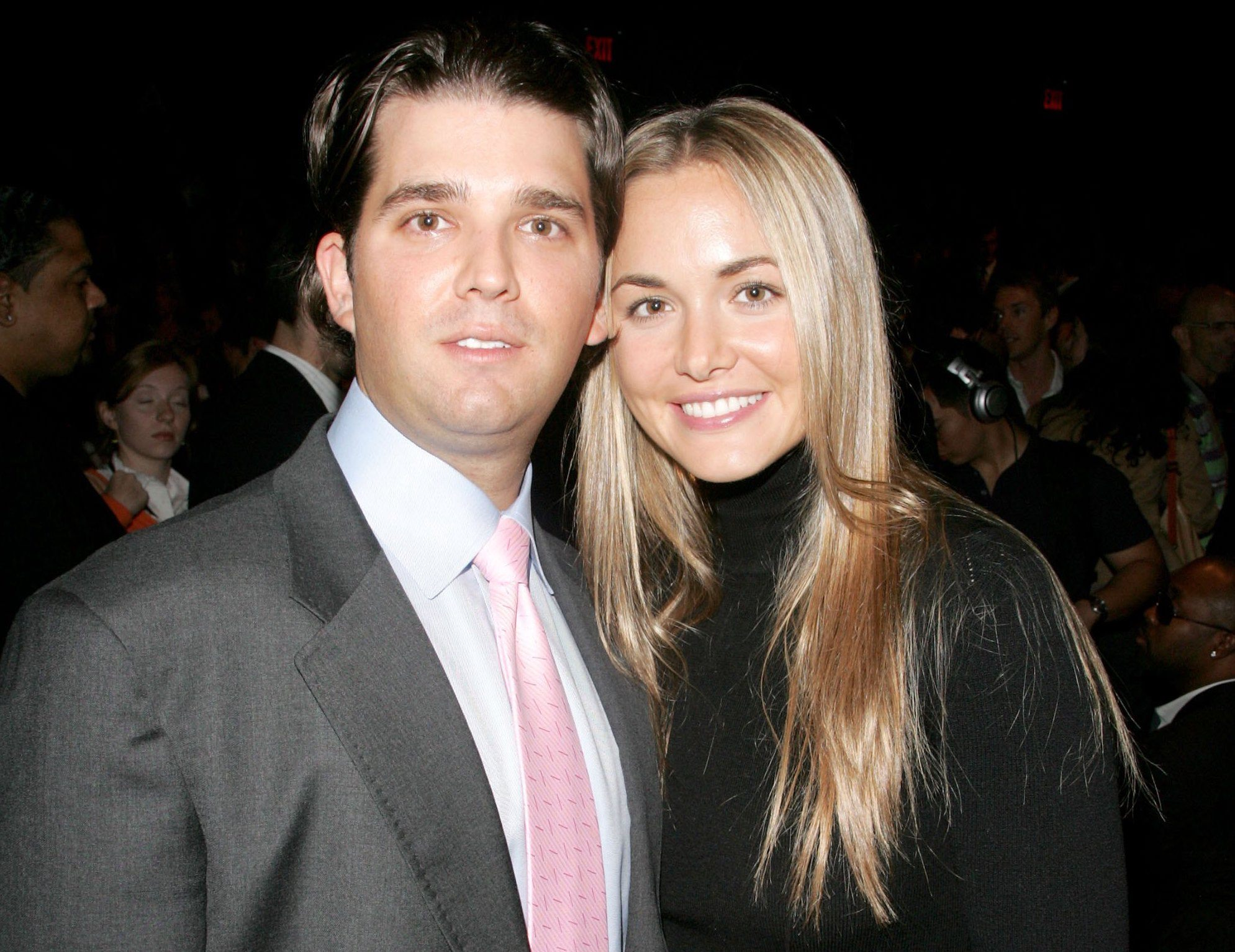 Donald Trump Jr and Vanessa Trump