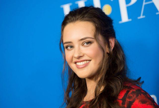 Actress Katherine Langford attends The Hollywood Foreign Press Association's Annual Grants Banquet