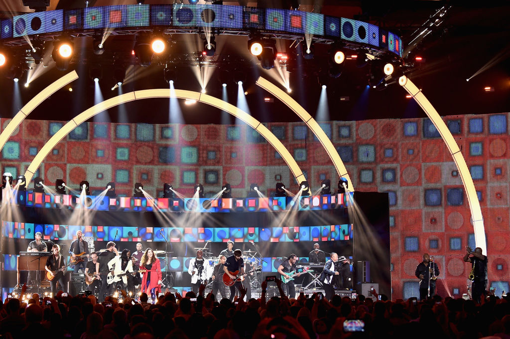 Lady Antebellum and Earth, Wind & Fire