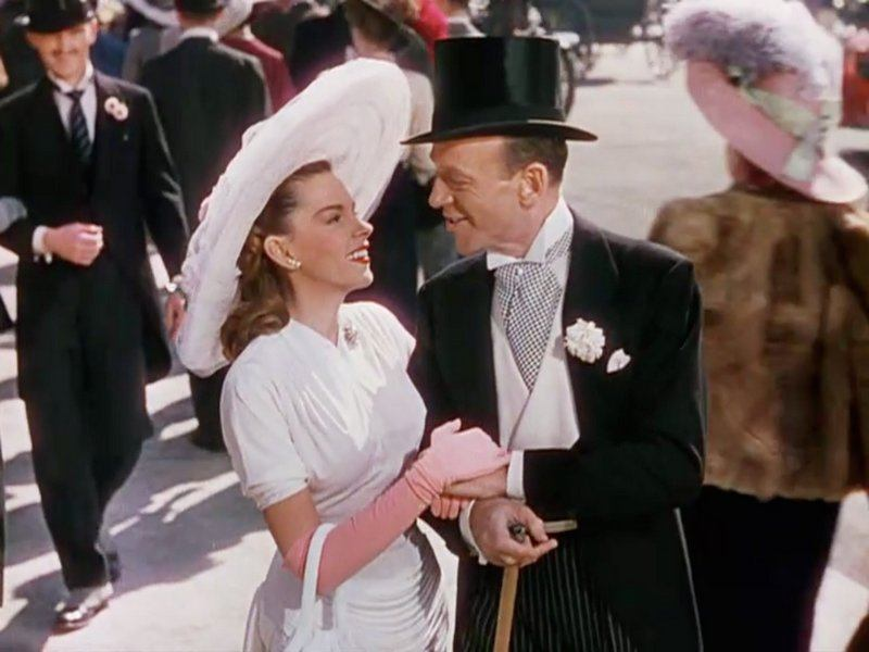 Easter Parade movie Judy Garland and Fred Astaire