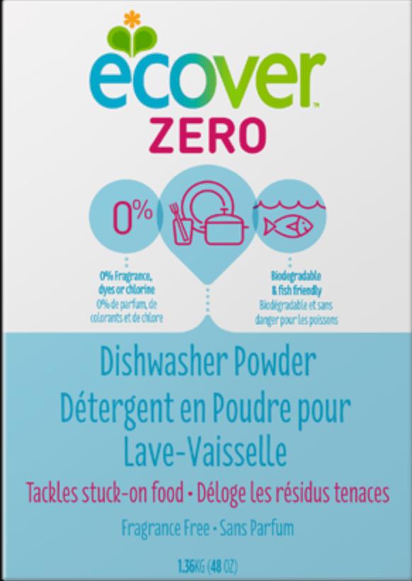 Ecover zero powder