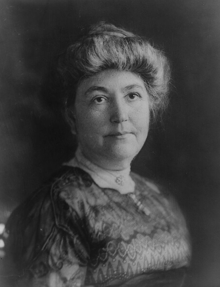 Ellen Louise Wilson