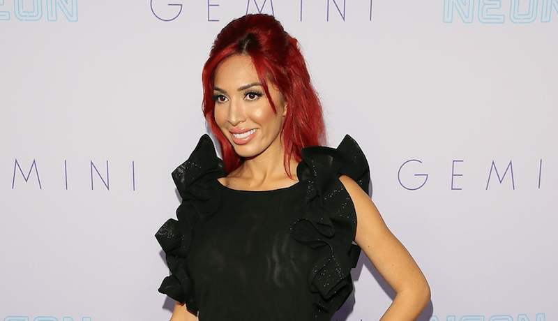 LOS ANGELES, CA - MARCH 15: Farrah Abraham attends the Neon Los Angeles premiere of 'Gemini' on March 15, 2018 in Los Angeles, California.