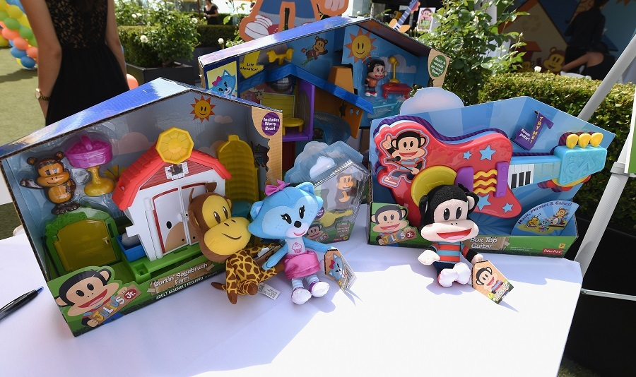 Fisher Price Toy Line