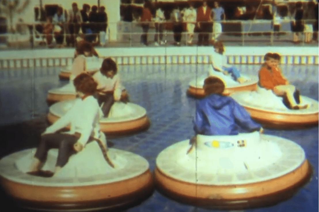 Flying saucer Disney