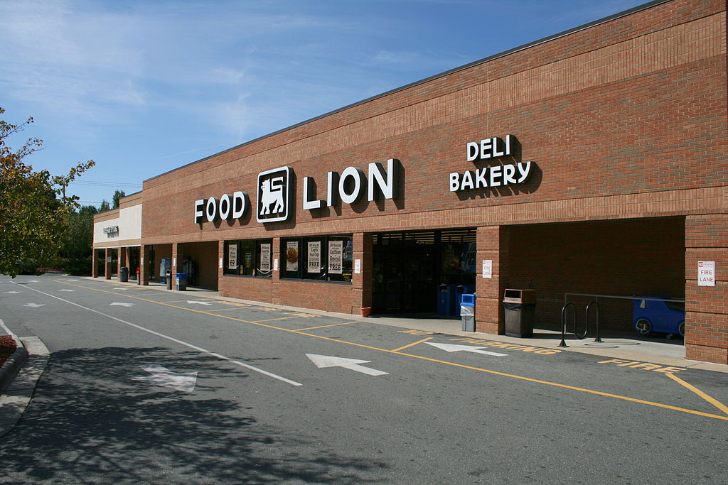 Food Lion grocery store