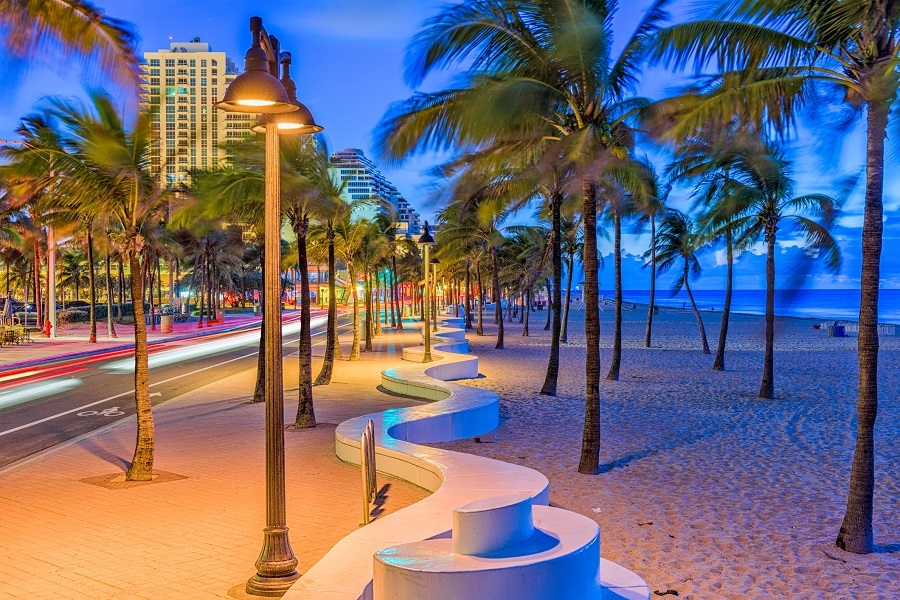 Ft. Lauderdale, Florida,