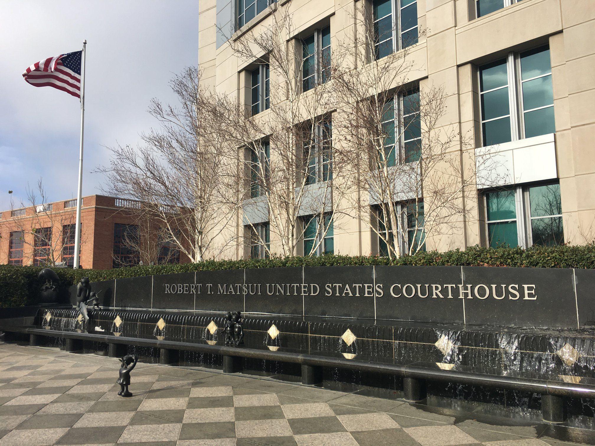 GSA Robert Matsui courthouse
